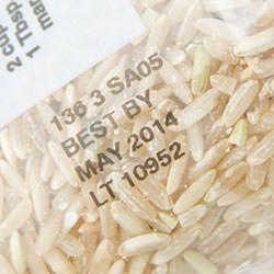 Close-up-rice